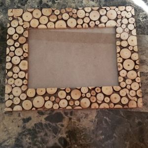 Other - Wooden picture frame 5x7